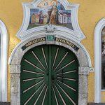 Heimatmuseum Mariazell - Restauration der Schutzheiligen in den Eingangsnischen