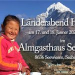 Termintipp: Himalayaabend Seebergalm