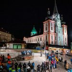 Mariazell - Offizielle Eröffnung der Junioren-WM im Naturbahnrodeln