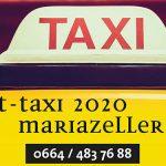 Nacht-Taxi 2020 im Mariazellerland