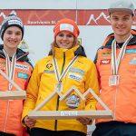 Sieg für Österreich bei Naturbahnrodel-Junioren-WM im Mariazeller Land