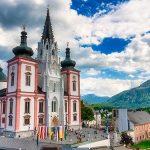 Bild der Woche: Basilika Mariazell (Archivbild)