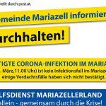 Coronavirus (COVID-19) | Stadtgemeinde Mariazell – Neueste Infos 26.3.2020