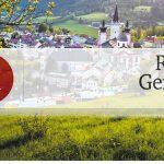Mariazell-Artikel in der Reise Genuss Beilage vom Kurier