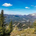 Bild der Woche: Bichleralpe Gipfelausblick