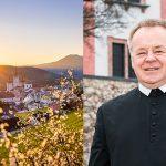 Basilika Mariazell - Kerze anzünden und Gebete teilen digital