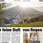 Mariazeller Lieblingsplatzerl Artikel in der Kronen Zeitung