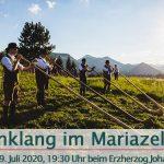Termintipp: Alphornklang im Mariazellerland
