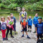 Ferienbetreuung der Stadtgemeinde Mariazell - Fotobericht