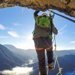 Hinweis: Klettersteig Spielmäuer wegen Holzarbeiten gesperrt