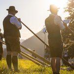 Mariazeller Alphornquartett (Sextett) - Alphornklang - Fotos 2020