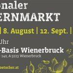 Regionaler Bauernmarkt Ötscher-Basis/Naturpark Ötscher-Tormäuer