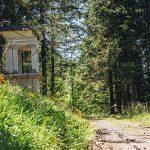 Rosenkranzweg - Sebastianiweg Wanderung