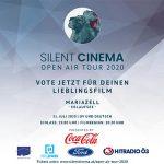 Silent Cinema in Mariazell - Erlaufsee