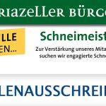 Stellenausschreibung | Schneimeister*in - Bürgeralpe Mariazell