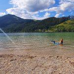 Bild der Woche: Wassernixe im Erlaufsee