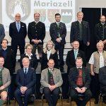 Konstituierende Sitzung & Angelobung Gemeinderat Mariazell 2020