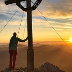 Bild der Woche: Sonnenaufgang auf der Gemeindealpe