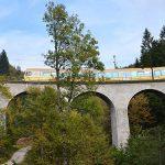 Bild der Woche: Herbstwandern mit der Mariazellerbahn