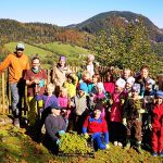Ökologische Neugestaltung der Schulgärten im Naturpark Ötscher-Tormäuer