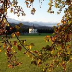 Bild der Woche: Sebastianikapelle im goldenen Herbst