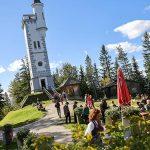 Steirische Roas auf der Mariazeller Bürgeralpe - Fotobericht