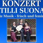 """Termintipp: Konzert mit dem Ensemble """"Mirtilli Suonanti"""""""