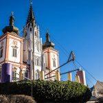 Advent in Mariazell - Aufbauarbeiten 2020