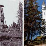 Serie: Einst & Jetzt | Aussichtsturm und Sigmundsberg