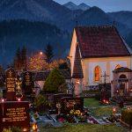 Allerheiligen und Allerseelen - Friedhof Mariazell 2020