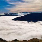 Bild der Woche: Nebelmeer am Hochanger