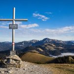Hochanger (1683 m) - November-Bergtour 2020
