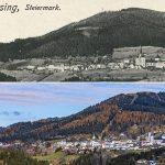 Serie: Einst & Jetzt | Rasing-Mariazell 1920 >> 2020