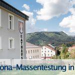 Infos zu den geplanten Corona-Massentestungen | Stadtgemeinde Mariazell