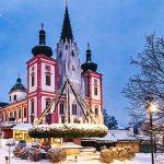 Frohe Weihnachten 2020 wünscht mariazellerland-blog.at