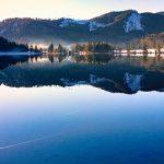 Bild der Woche: Still ruht der See