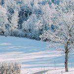 Märchenhafte Winterlandschaft im Mariazellerland