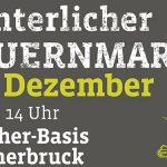 Winterlicher Bauernmarkt auf der Ötscher-Basis in Wienerbruck
