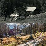 Serie: Einst & Jetzt | Köckensattel Gasthaus 1937 und 2020