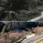 Serie: Einst & Jetzt | Kreuzberg Gasthaus Hollerer 1929 und 2020