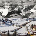 Serie: Einst & Jetzt | Wienerbruck 1932 und 2021