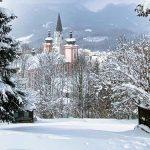 Frühlingsbeginn 2021 - Winterliche Verhältnisse in Mariazell