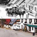 Serie: Einst & Jetzt | Gollrad 1909 und 2021