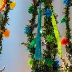 Palmsonntag 2021 in Mariazell mit Coronaeinschränkungen – Fotos