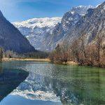 Bild der Woche: Brunnsee am 24. April 2021
