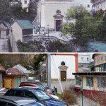 Serie: Einst & Jetzt | Heiligen Brunn Kapelle 1907 und 2021