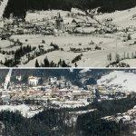 Serie: Einst & Jetzt | Rasing mit Mariazell 1929 und 2021