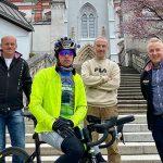 Geschafft... Birkfeld - Mariazell | Radextremtour für die Steir. Kinderkrebshilfe