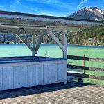 Bild der Woche: Erlaufsee Bootssteg