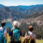 Maiszinken (1075 m) - Rundwanderung mit wundervollen Blickpunkten auf den Lunzer See